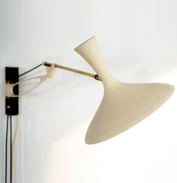 Adjustable-Wall-Lamp-'COSACK-ROYAL'---1958-by-Cosack-Leuchten,